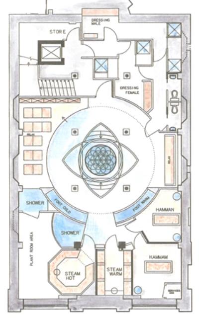 Commercial Gallery The House Whisperer – Ghost Whisperer House Floor Plan
