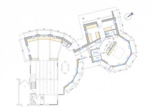 Sacred Geometry The House Whisperer – Ghost Whisperer House Floor Plan