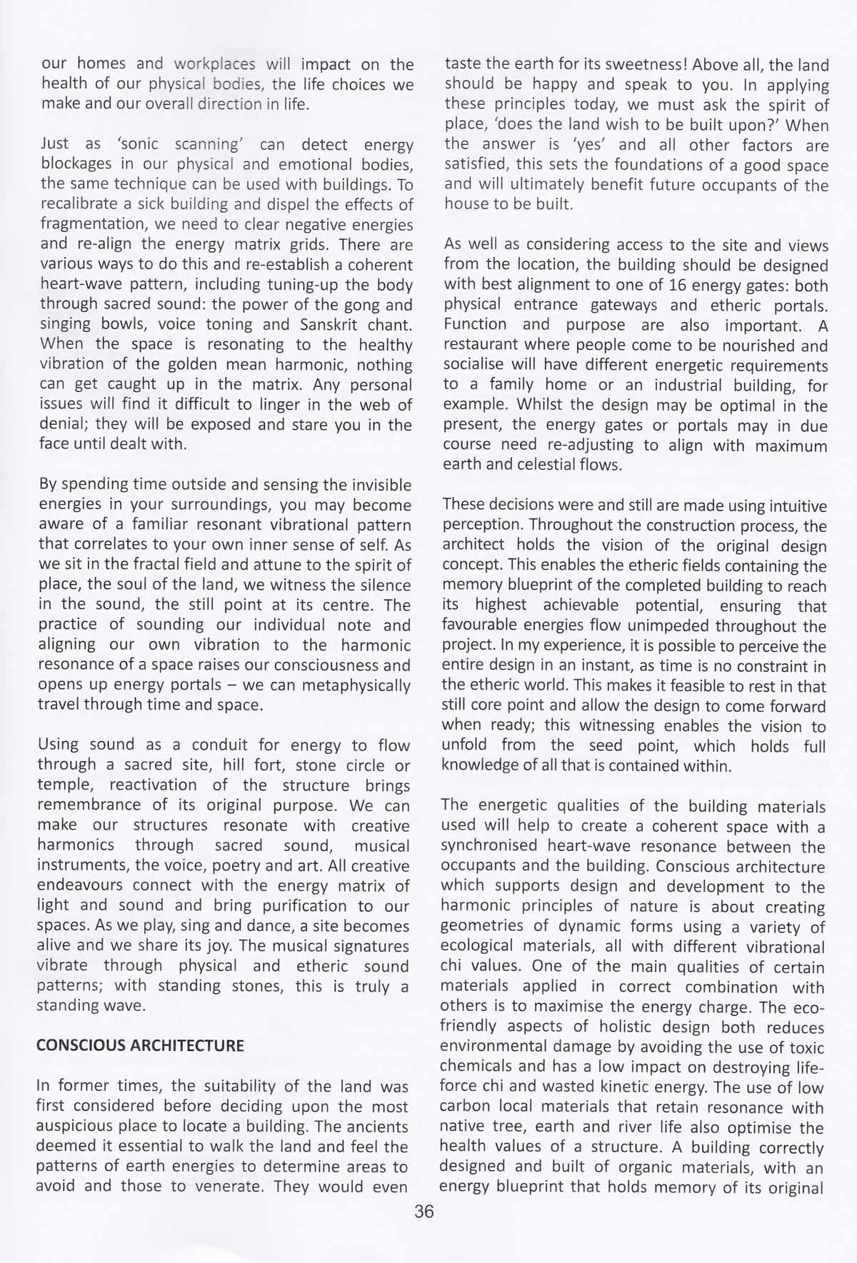 Epigenetic Architecture Page 4