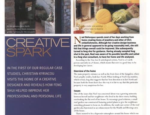 Creative Spark Article