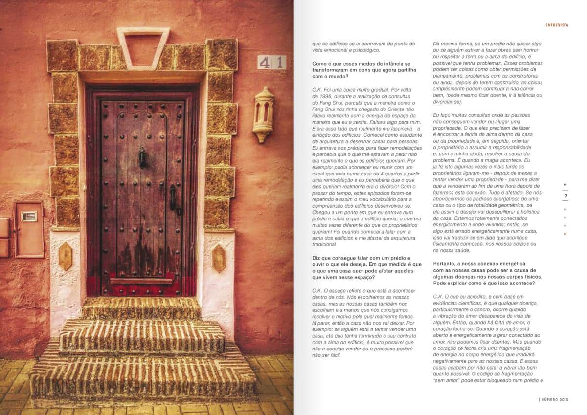 Entrevista Article Page 2 - The House Whisperer