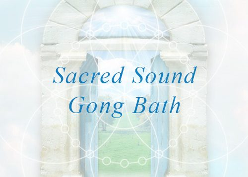 Sacred Sound Gong Bath