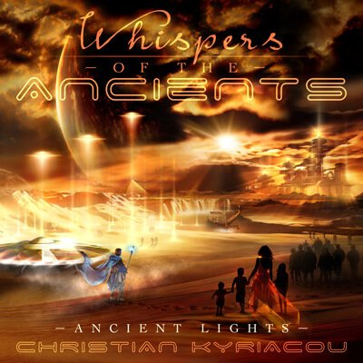 Whispers of the Ancients CD