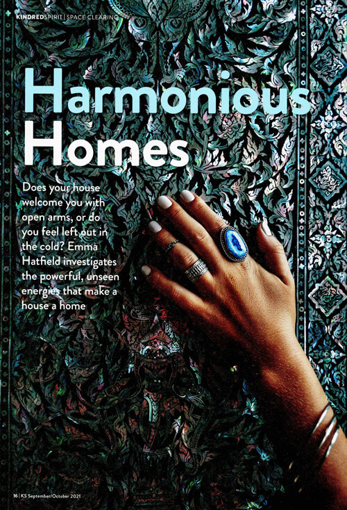 Harmonious Homes - Cover